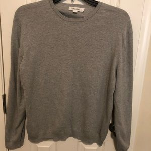 🌟Grey Calvin Klein Sweater🌟